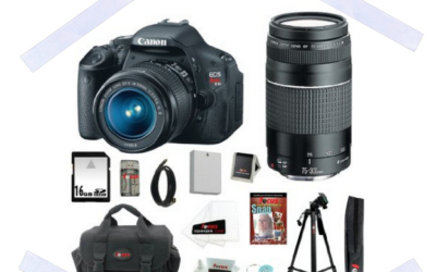 ENDING SOON! Thankful for the Memories #Giveaway! You could #win a Canon EOS Rebel T3i kit! (New dates! Ends Nov 25)