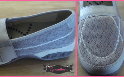 {Review} Gigi Slip-On from Therafit's Spring Collection