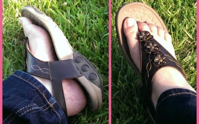 {Review} Therafit Women's Venice Sandals