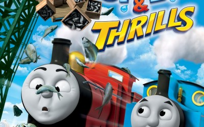 {Movie Release & Giveaway} Thomas & Friends: Spills & Thrills