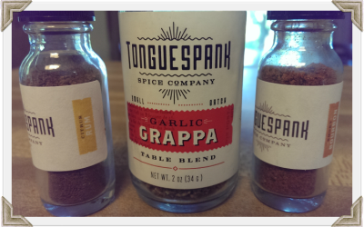 {Review} Tonguespank Spices