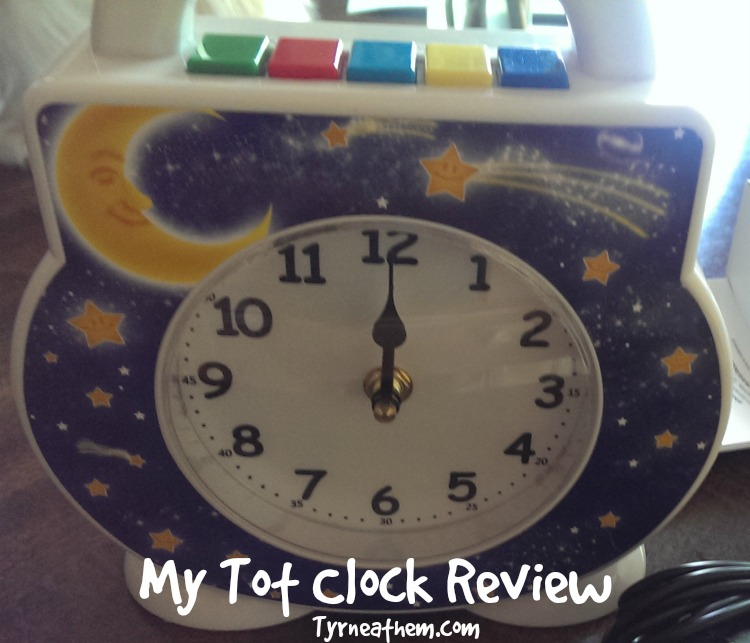 {Review} Tot Clock