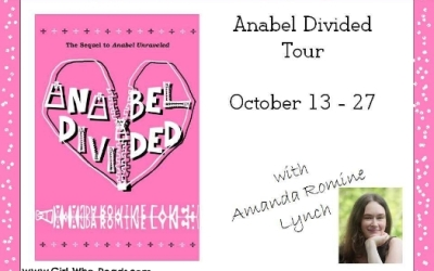 Read an excerpt from Anabel Divided & enter to #win the book or a $25 Amazon card! (Ends Oct 27)