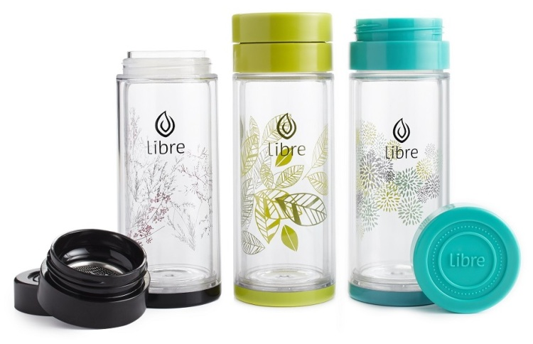 {Review} Libre Life Collection Tea Glasses