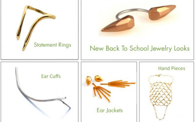 {Back to School} Jewelry Looks with Impact