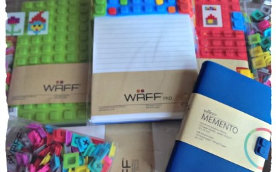 {Back to School Review} WAFF Notebooks