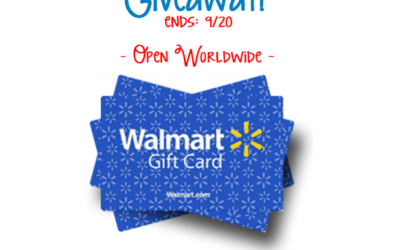 $100 Walmart Gift Card Giveaway ⚬ Awaiting Winner Announcement