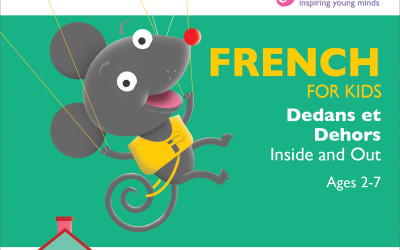 {Review} Whistlefritz French for Kids DVD
