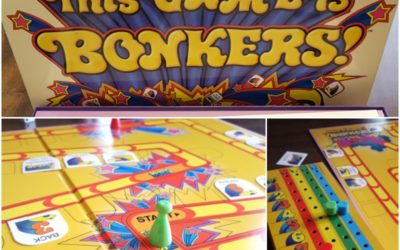 Winning Moves' Water Works, Brainspin, & This Game is Bonkers Board Game Review