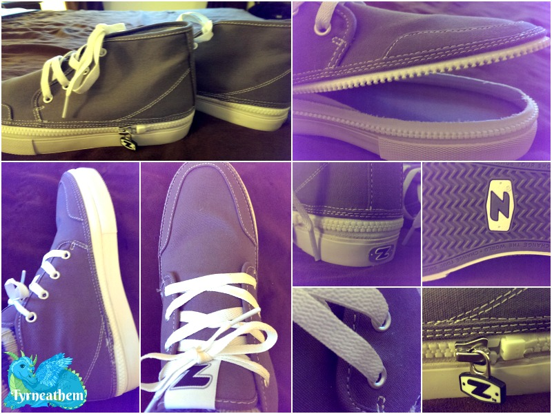 {Holiday Gift Guide Review} Zipz Interchangeable Shoes